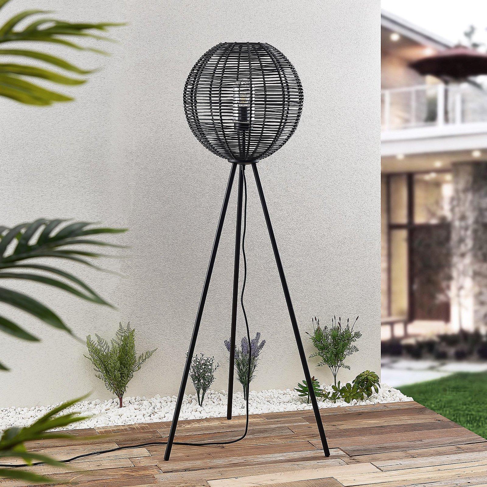 Arcchio Feysal utendørs gulvlampe