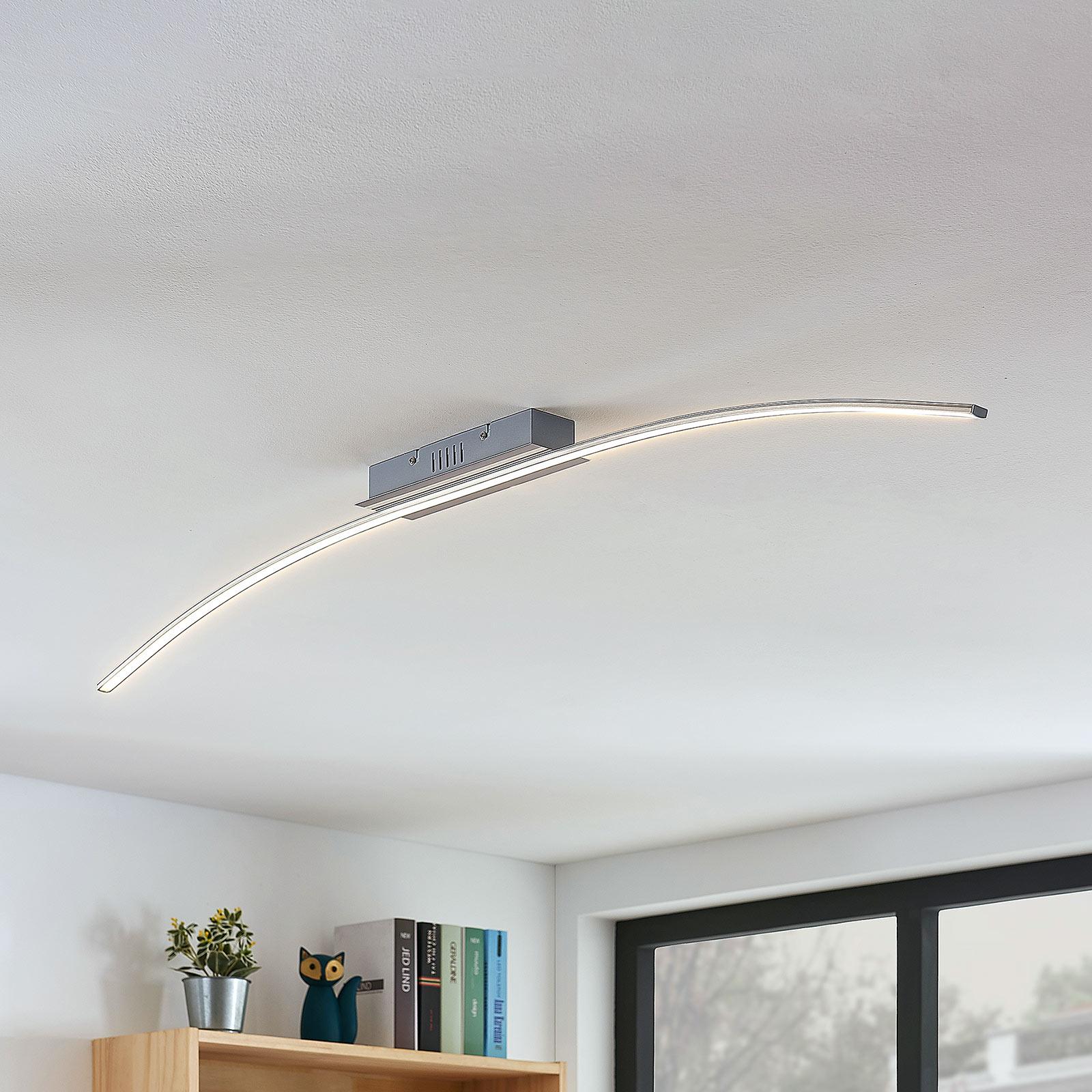 Minimalistinen LED-kattovalaisin Iven
