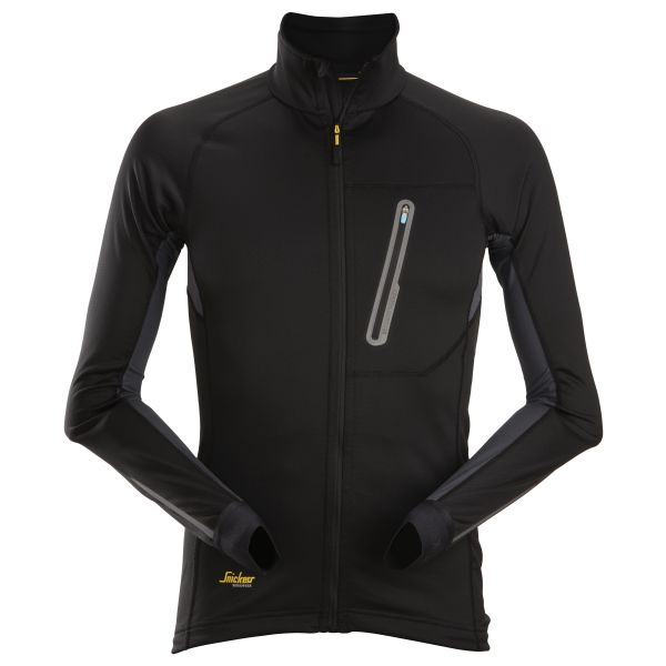 Snickers 9448 LiteWork Sweatshirt svart XS