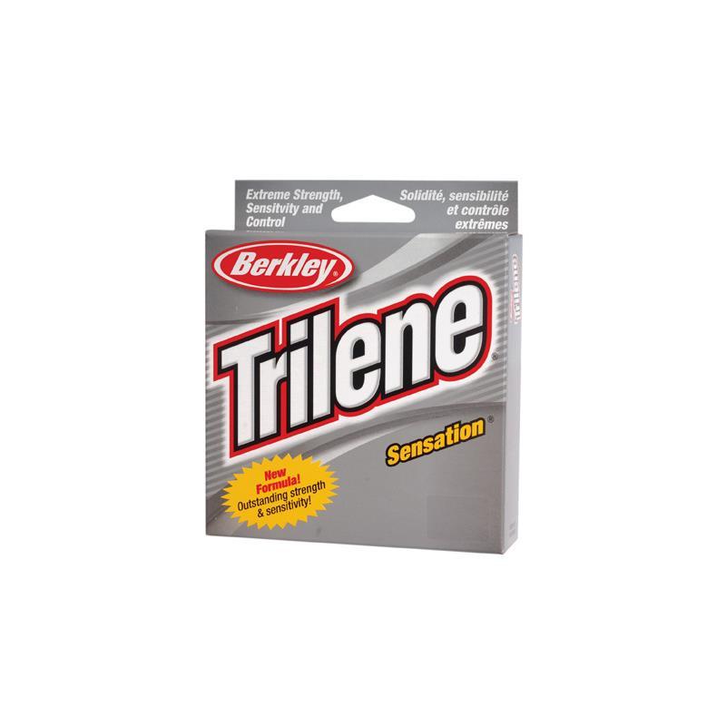 Berkley Trilene Sensation 0,22mm Clear 300m, 4,3kg