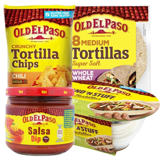 Taco-paketti - 75% alennus
