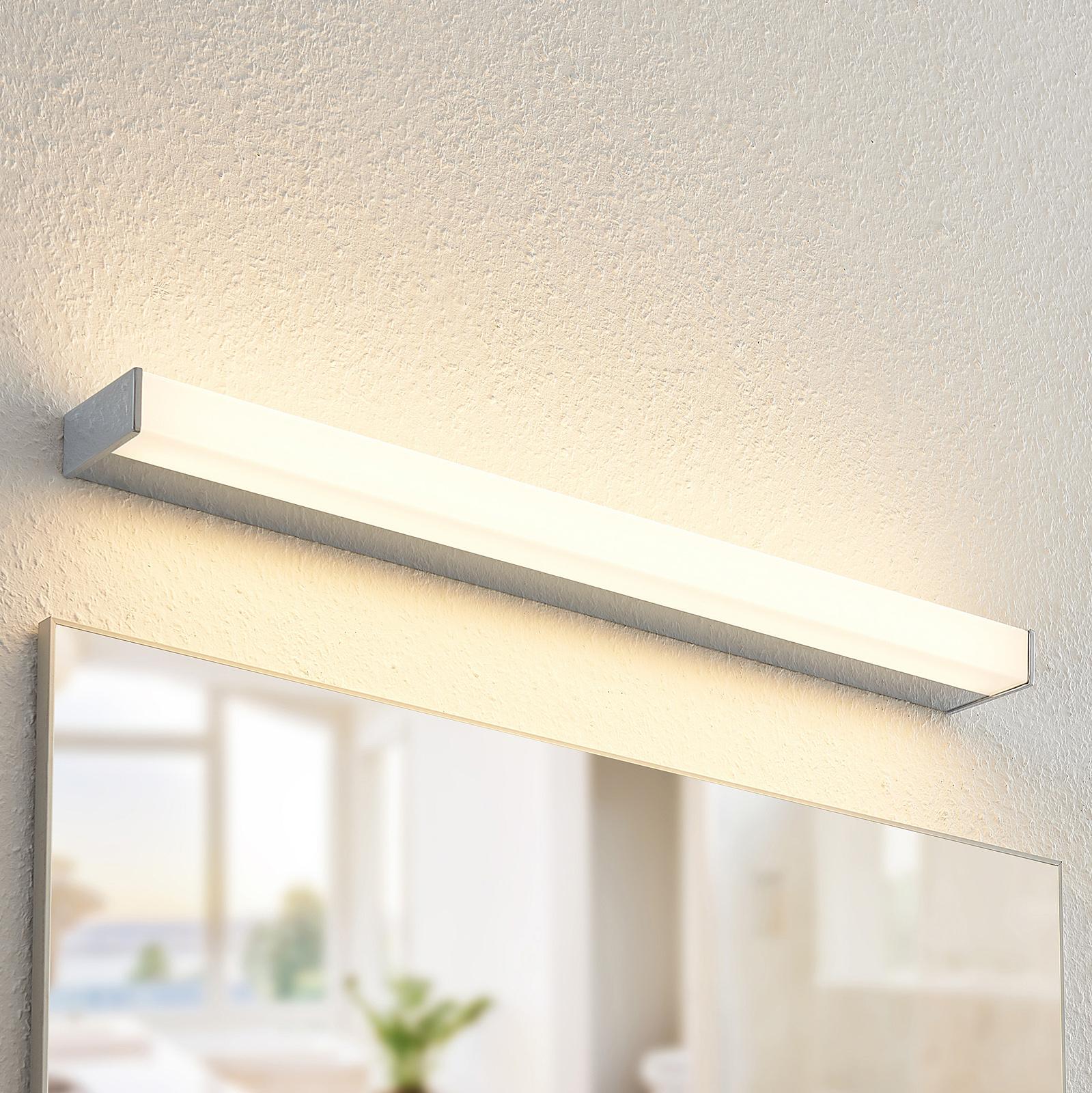 Arcchio Djamal -LED-seinävalaisin, IP44, 70 cm
