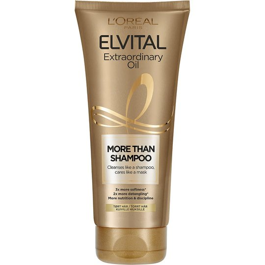 Elvital Extraordinary Oil More than Shampoo, 200 ml L'Oréal Paris Shampoo