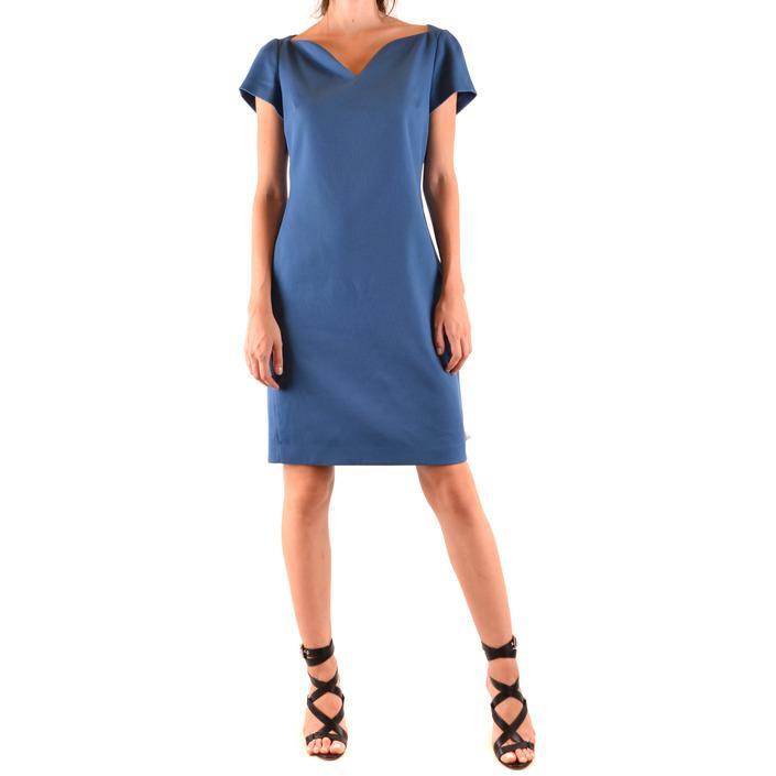 Moschino Women's Dress Blue 168073 - blue 44