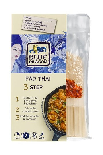 "Matlagningskit ""Pad Thai"" 267g - 40% rabatt"