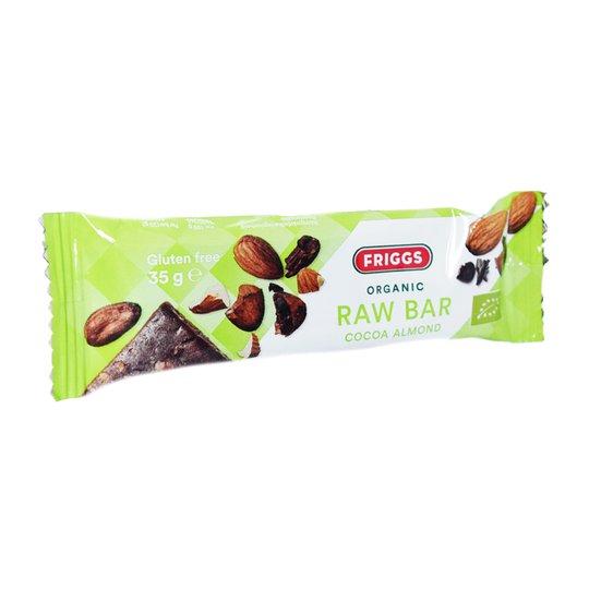 """Raw Bar"" Kakao & Mandel - 50% rabatt"