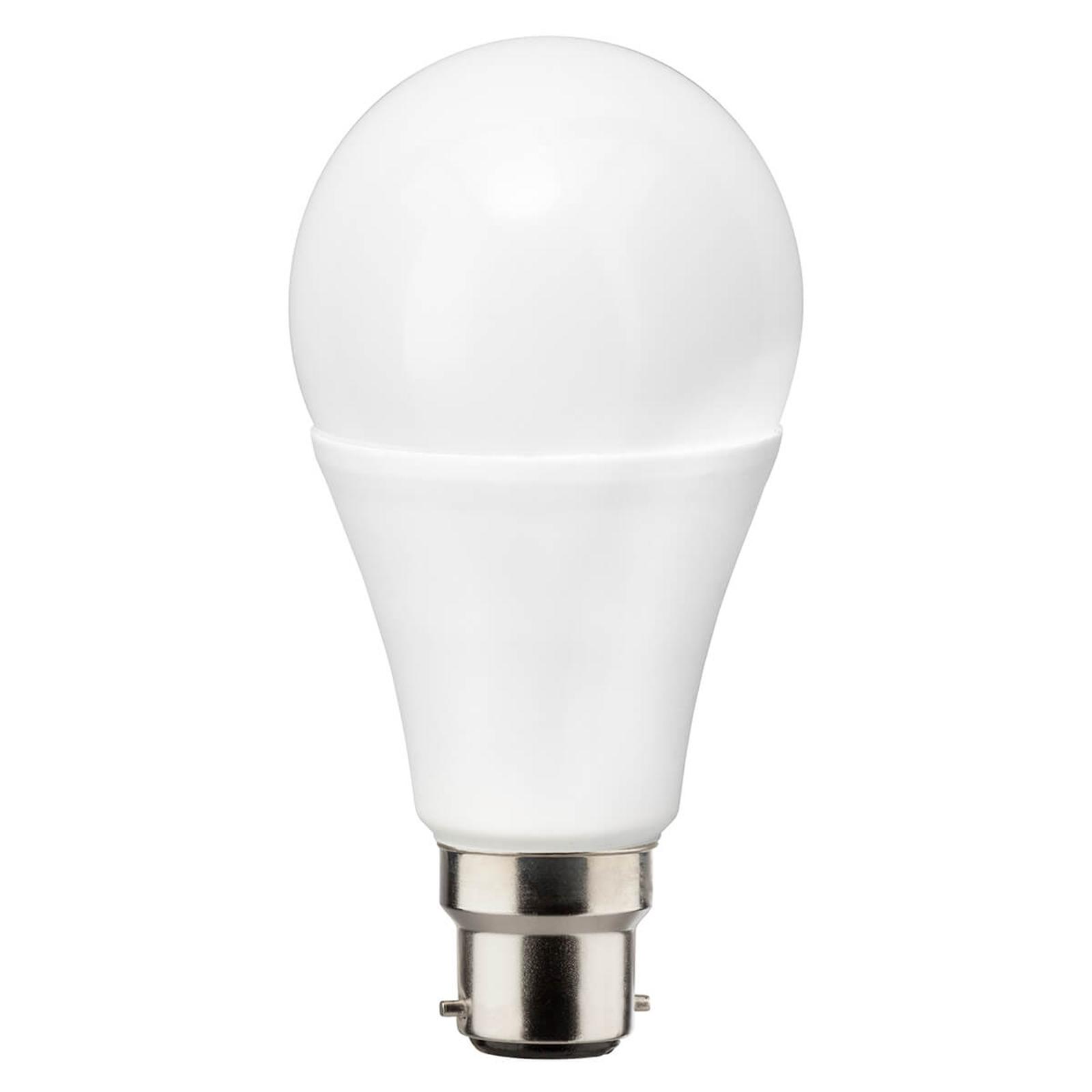 Led-lamppu B22d 12W 840