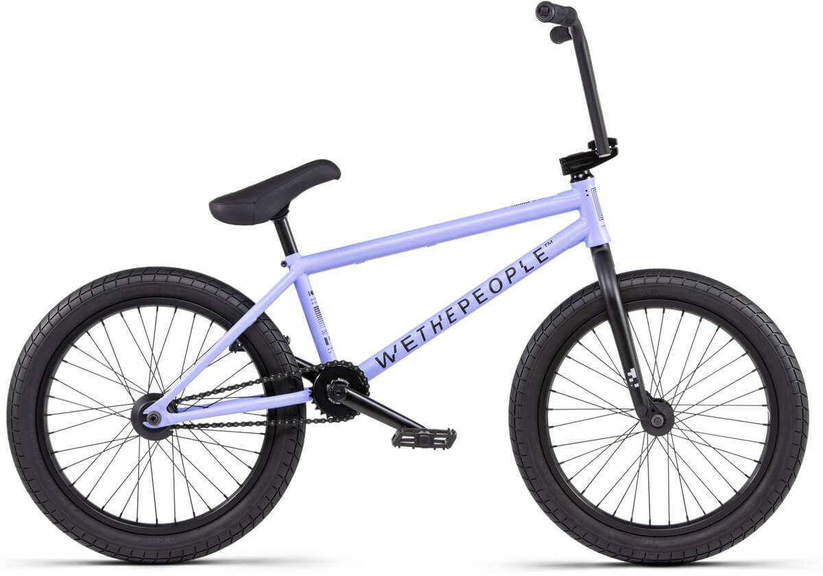 Wethepeople Reason Freecoaster 20 2020 Freestyle BMX Cykel 20.75 Matt Lilac