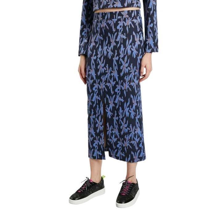 Desigual - Desigual Women Skirt - blue M