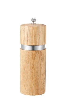 Salla Salt-/pepperkvern, keramisk rustfritt stål aluminium EK 16x5x5 cm