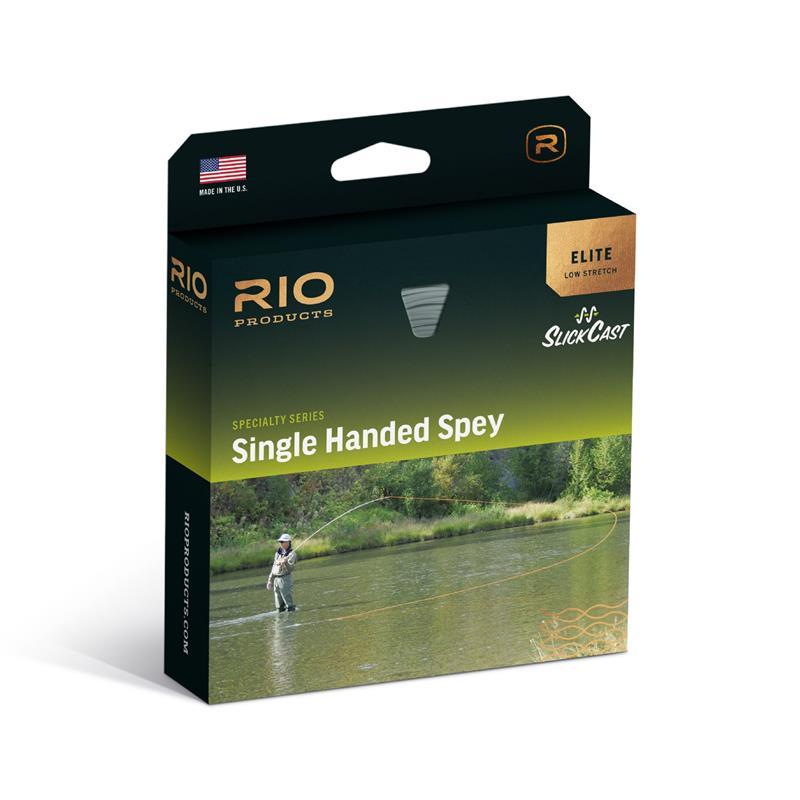 Rio Elite Single-Hand-Spey WF #8 Floating
