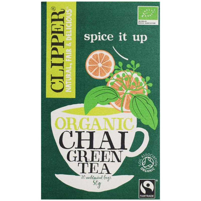 "Eko Te ""Chai Green"" 50g - 31% rabatt"