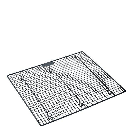 Blomsterbergs - Avsvalningsgaller 43x37 cm Svart