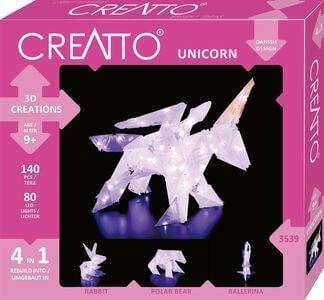Creatto - Sparkle Unicorn (English)