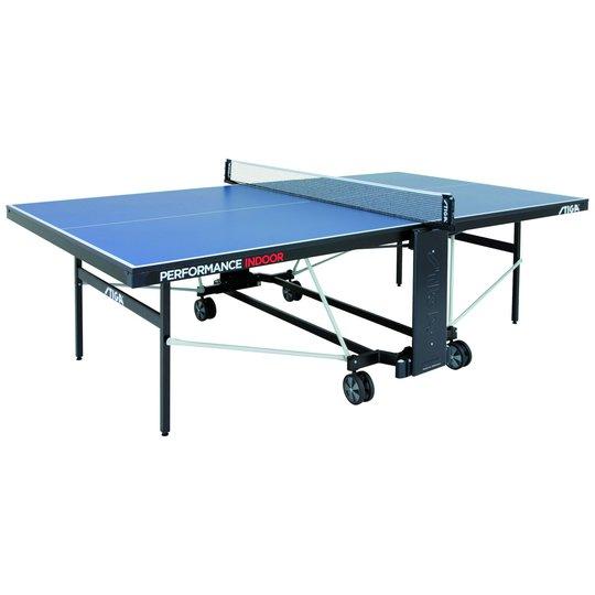 STIGA Performance Indoor Bordtennisbord inkl. nett, Blå