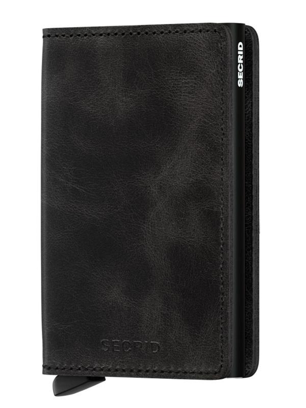 Secrid Slimwallet Vintage Black SV-Black