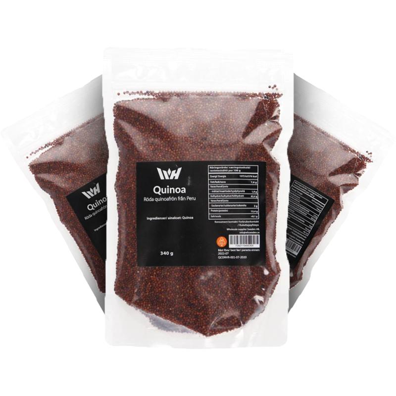 Quinoa Röd 3-pack - 36% rabatt
