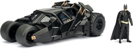 Batman Dark Knight Batmobile