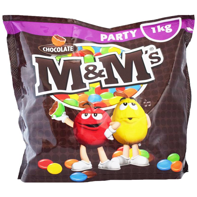 M&M's Choklad - 47% rabatt