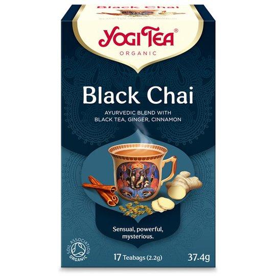 Yogi Tea Black Chai, 17 påsar