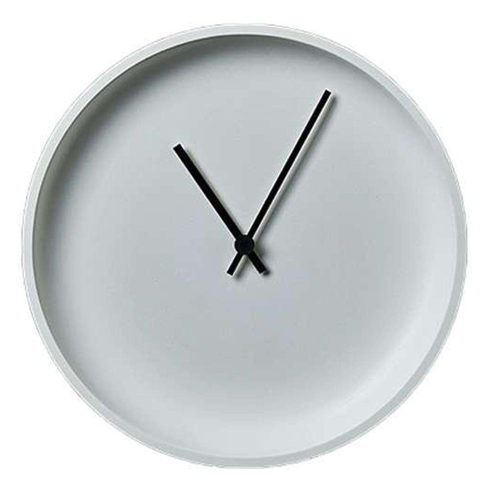 LIKEconcrete - Ida Wall Clock Ø 35 cm - White (93791)