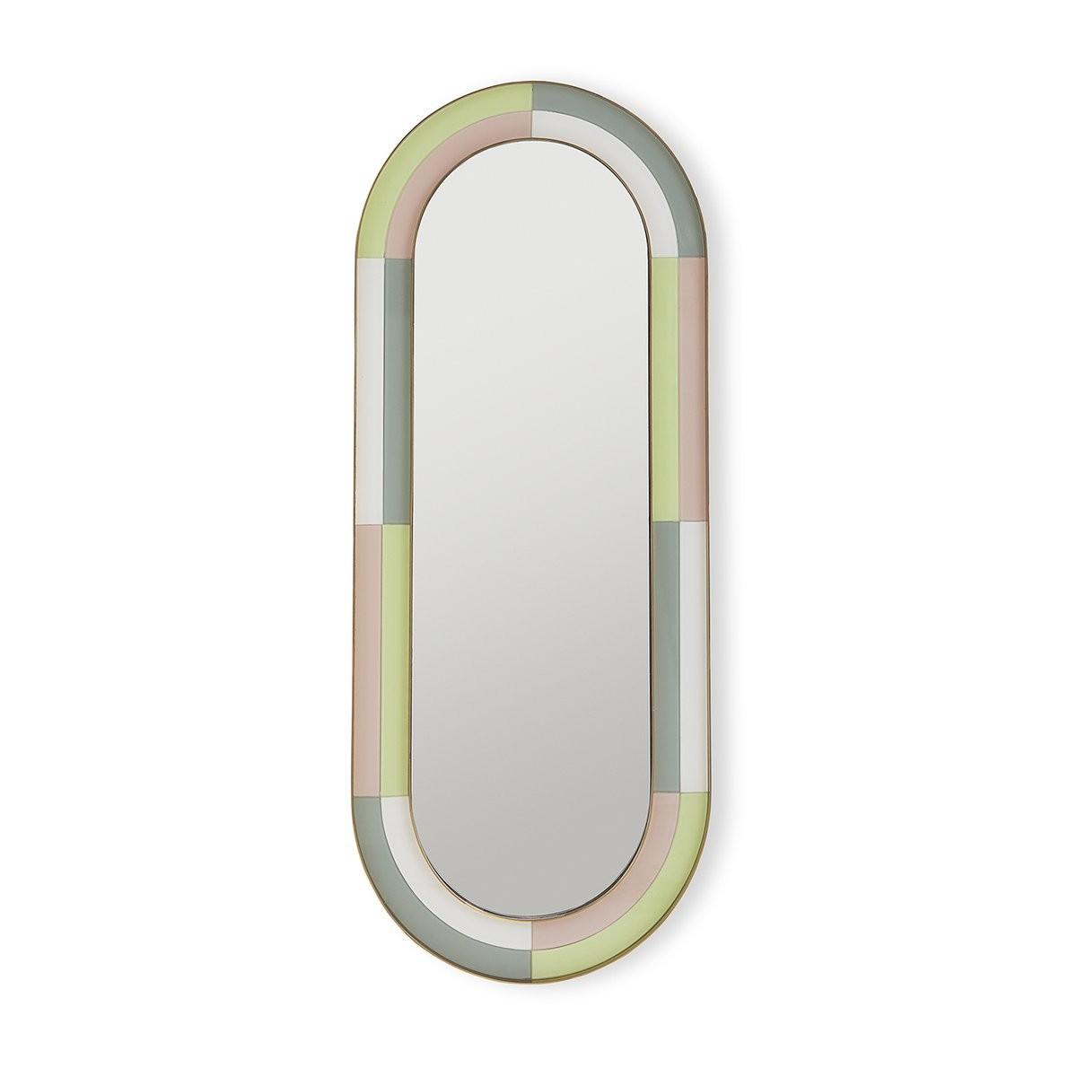 Jonathan Adler I Harlequin Capsule Mirror