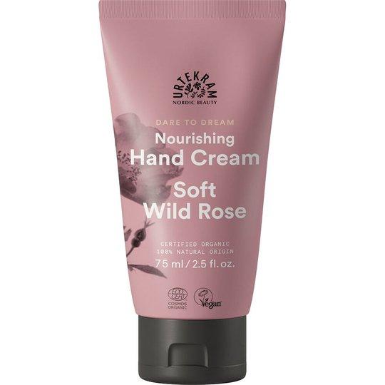 Hand Cream Organic, 75 ml Urtekram Käsivoiteet
