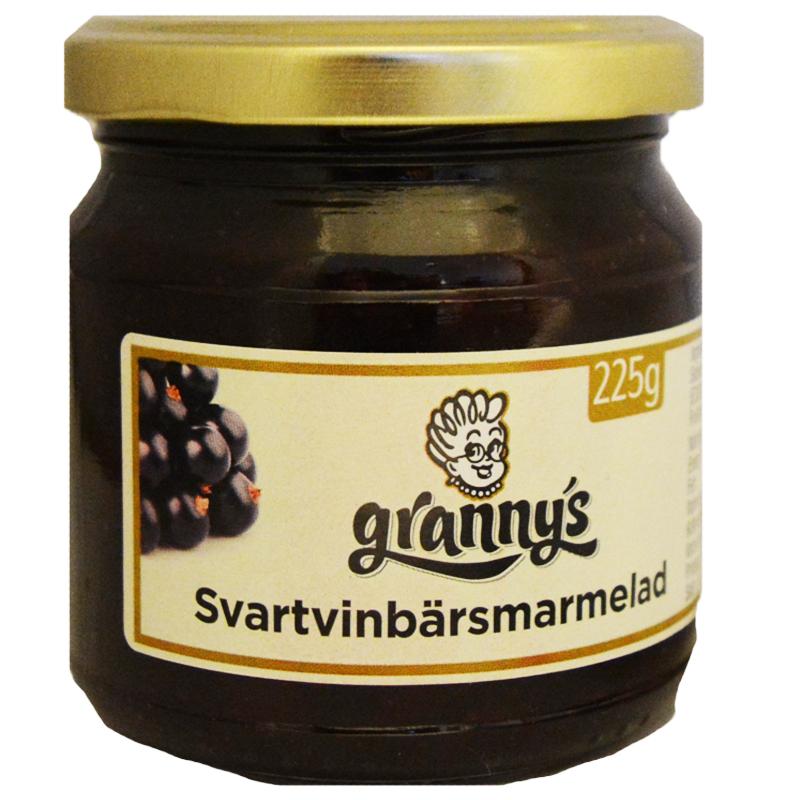 Marmelad Svartvinbär 225g - 47% rabatt