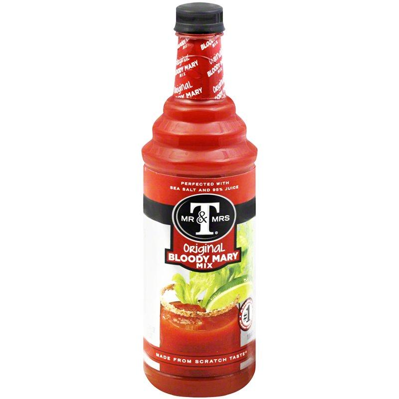 """Juomasekoitus """"Bloody Mary"""" 1 L - 60% alennus"""