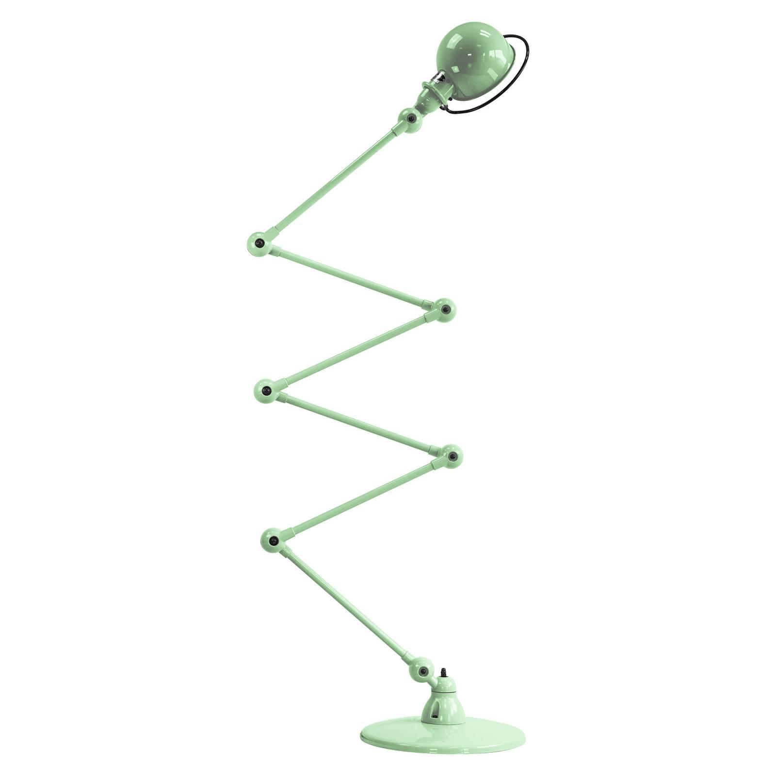 Jieldé Loft D9406 -lattiavalo 6 x 40 cm, vihreä