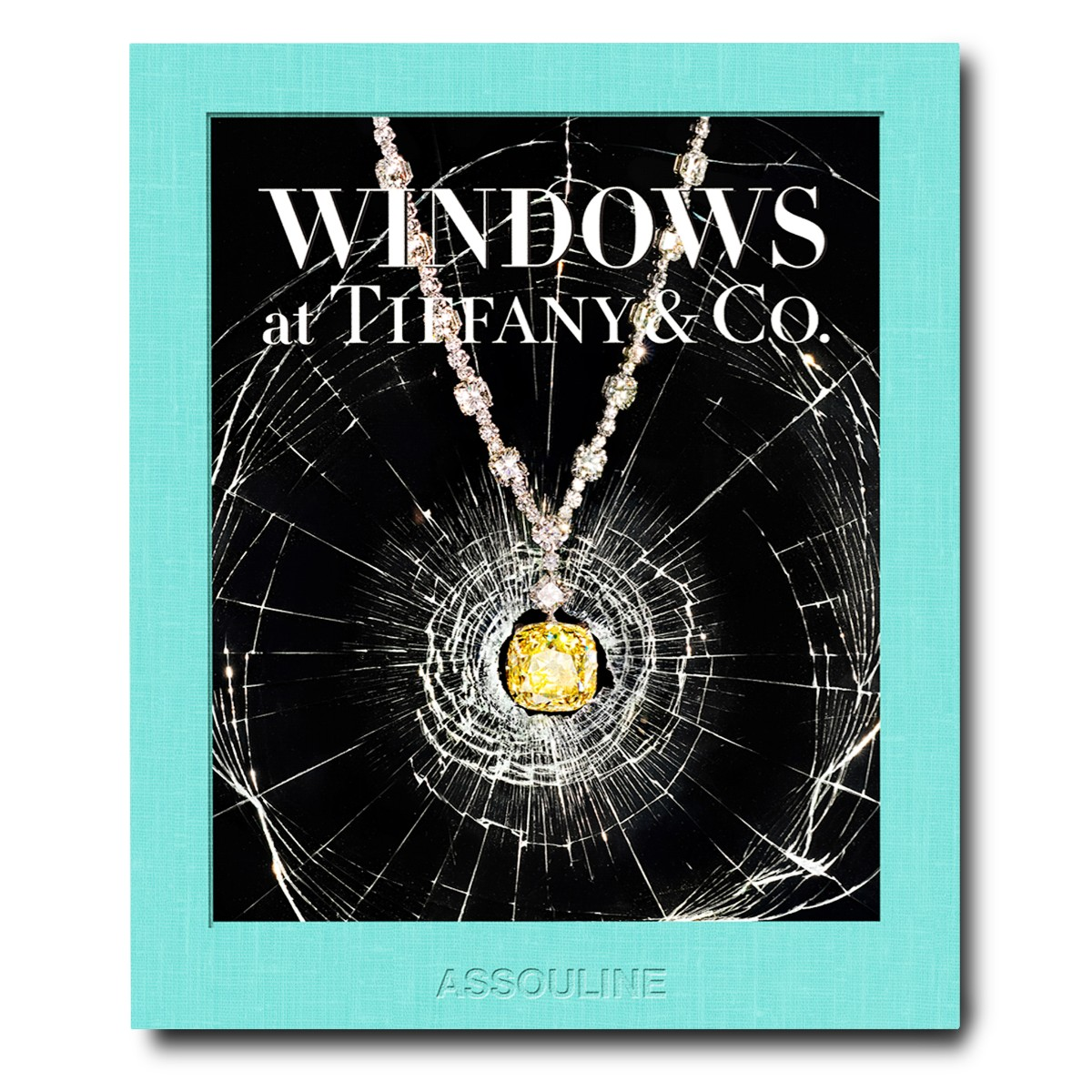 Assouline | Windows at Tiffany & Co. | The Impossible Collection