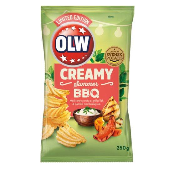 Chips Creamy Summer BBQ - 37% rabatt