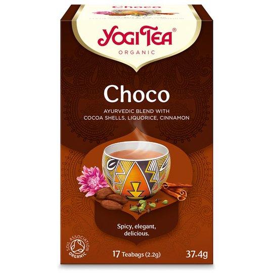 Yogi Tea Choco, 17 påsar