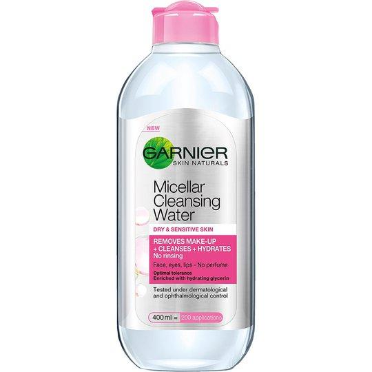 Skin Active Micellar Cleansing Water, 400 ml Garnier Ihonpuhdistus