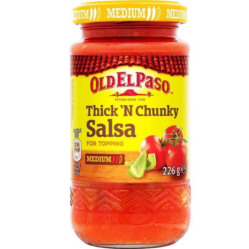 Salsa Taco Medium - 37% rabatt