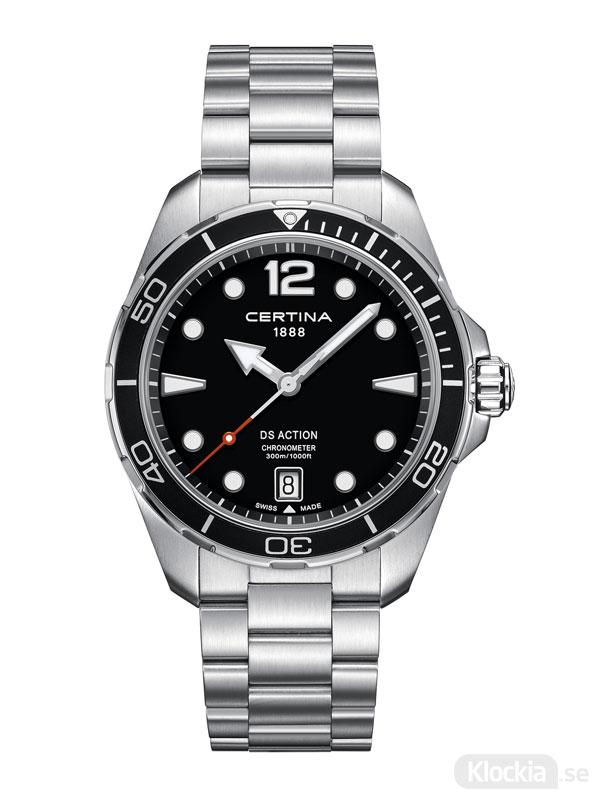 Dykklocka CERTINA DS Action Diver C032.451.11.057.00