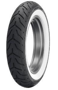 Dunlop D 408 F H/D WWW ( 130/90B16 TL 67H M/C, etupyörä WWW )