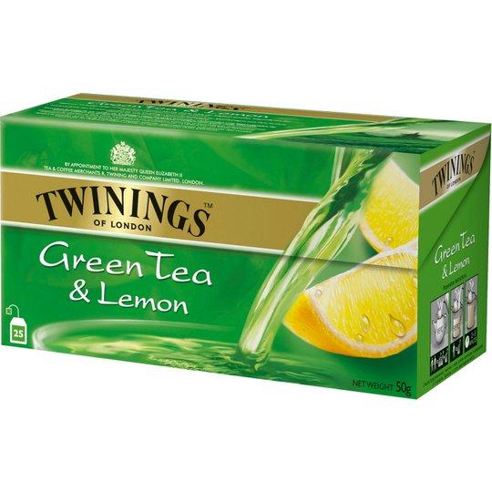 "Grönt Te ""Citron"" 25 pack - 67% rabatt"