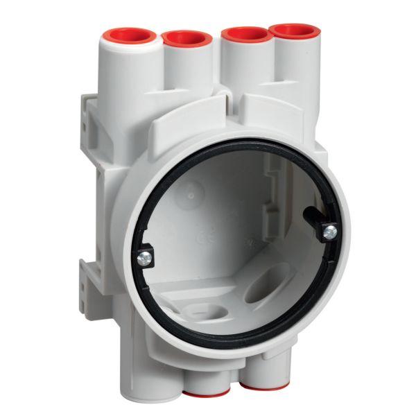 Schneider Electric IMT36214 Kytkentärasia Levyseinille Yksinkertaiseen kipsilevyyn