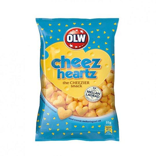Cheez Heartz - 44% rabatt