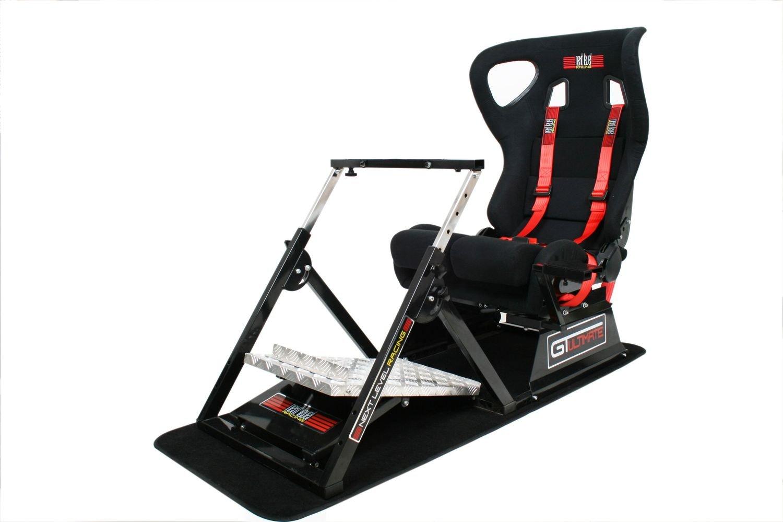 Next Level Racing GTUltimate V2 Racing Simulator Cockpit (EOL)