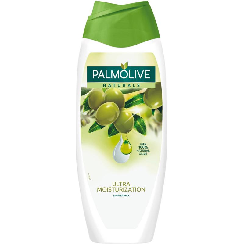 """Duschkräm """"Olive & Milk"""" 500ml - 28% rabatt"""