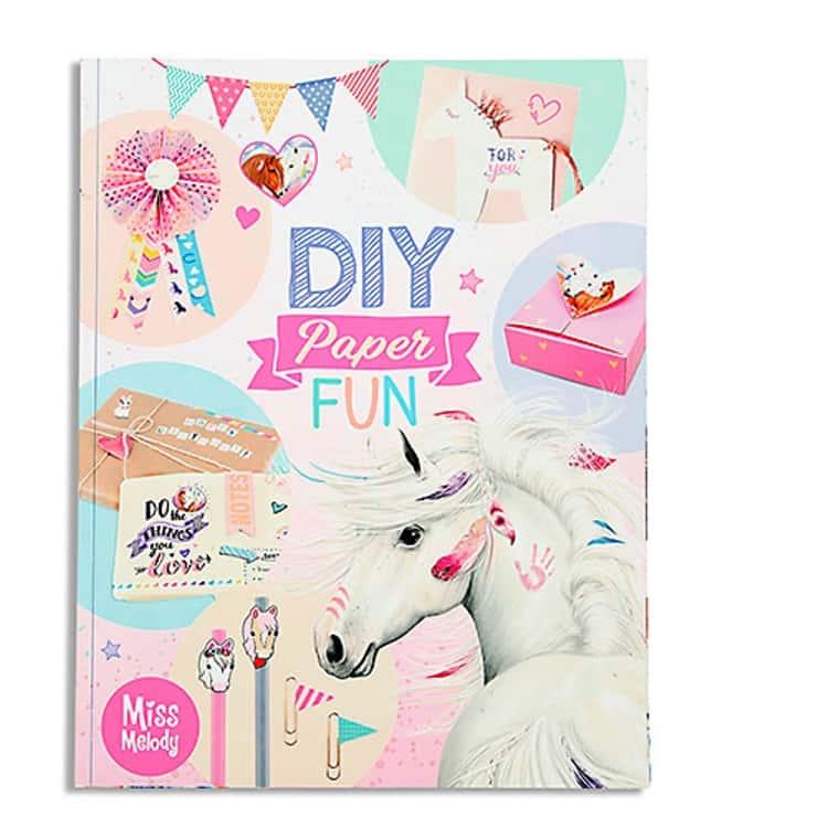 Miss Melody - DIY Paper Fun Book (0410869)
