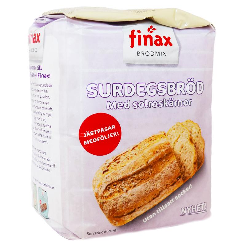 Brödmix Surdegsbröd Med Solroskärnor - 32% rabatt