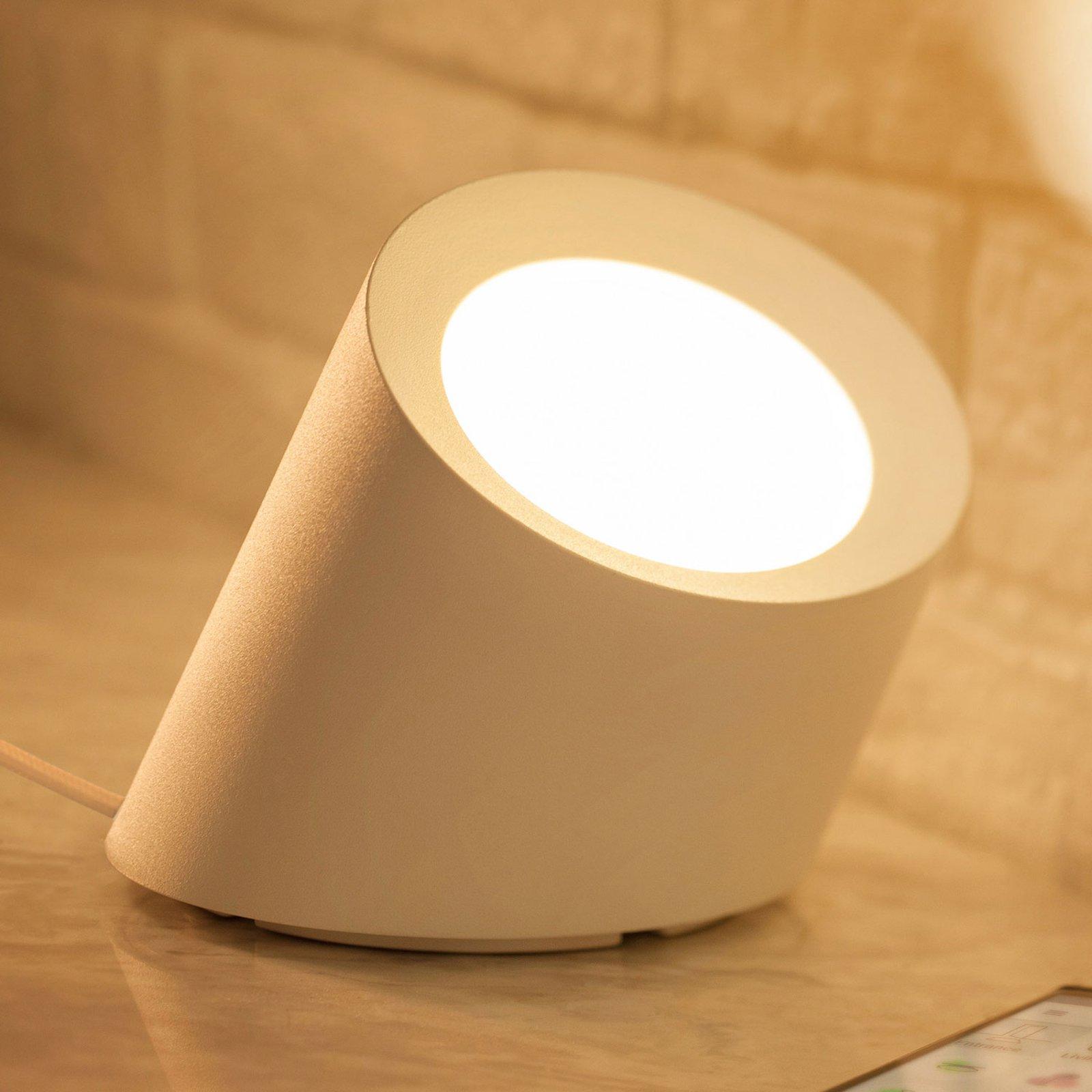 WiZ Graal LED-bordlampe RGBW 2200-6500 K