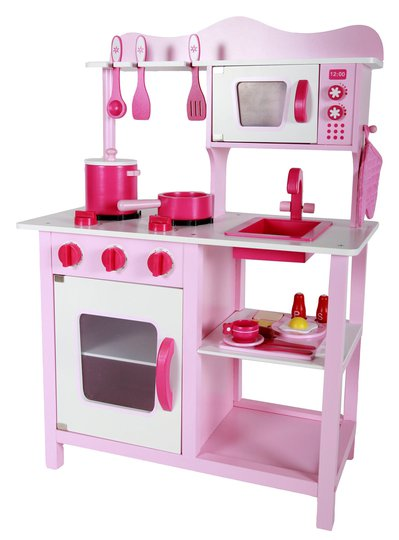 Woodlii Lekekjøkken, Rosa
