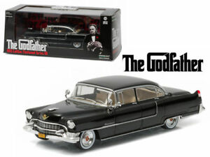 Greenlight Collectibles - 1/43 1955 Cadillac Fleetwood Series 60 The Godfather (1972)