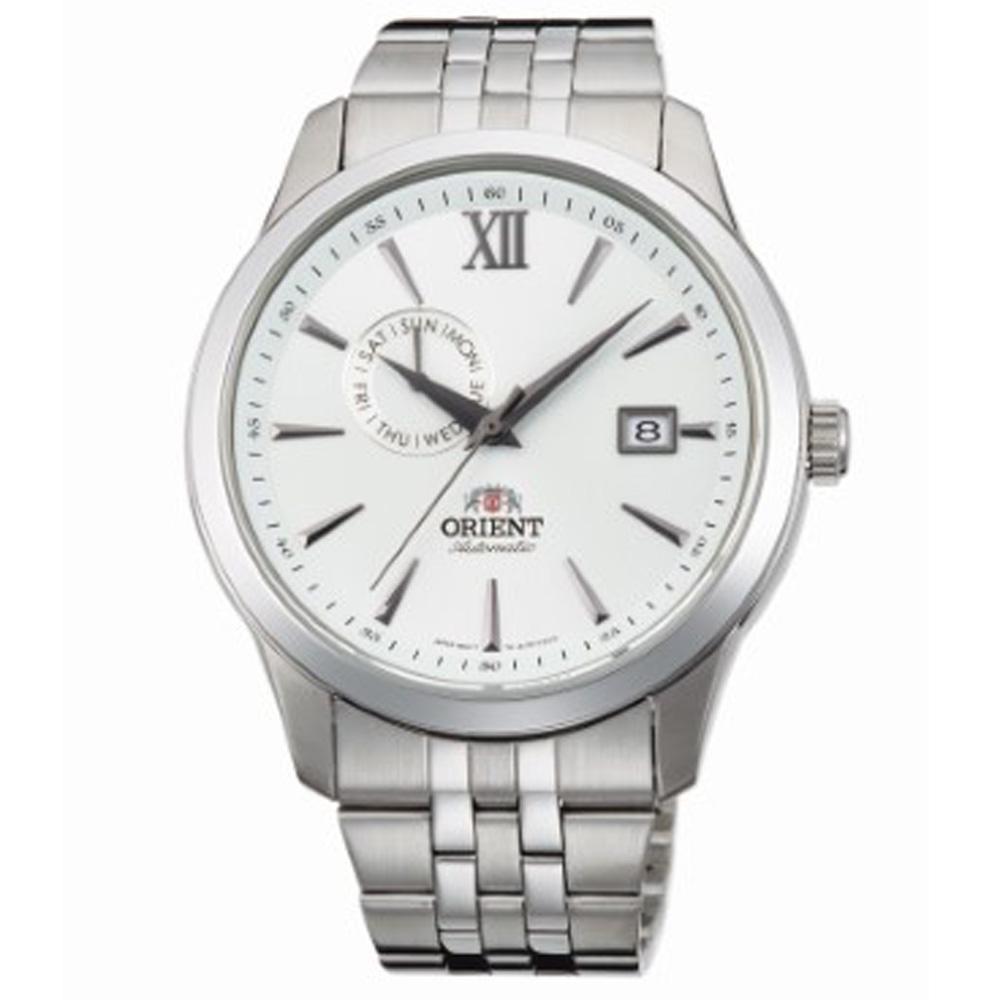 Orient Men's Watch Silver FAL00003W0