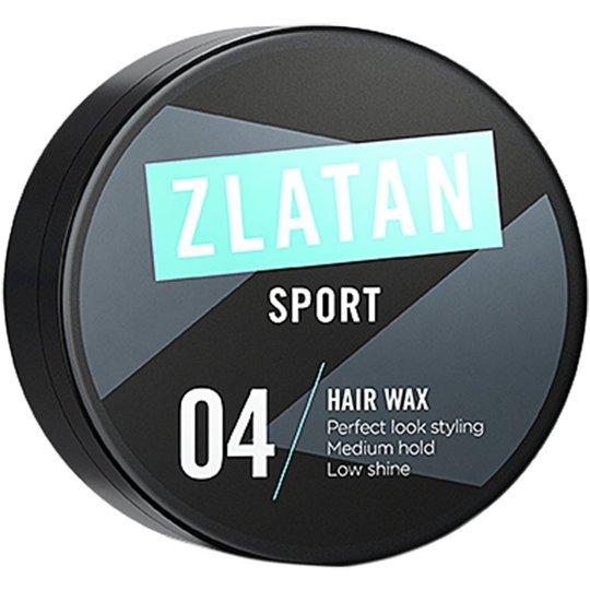 Zlatan Sport Hair Wax, 90 ml Zlatan Ibrahimovic Parfums Hiusvahat