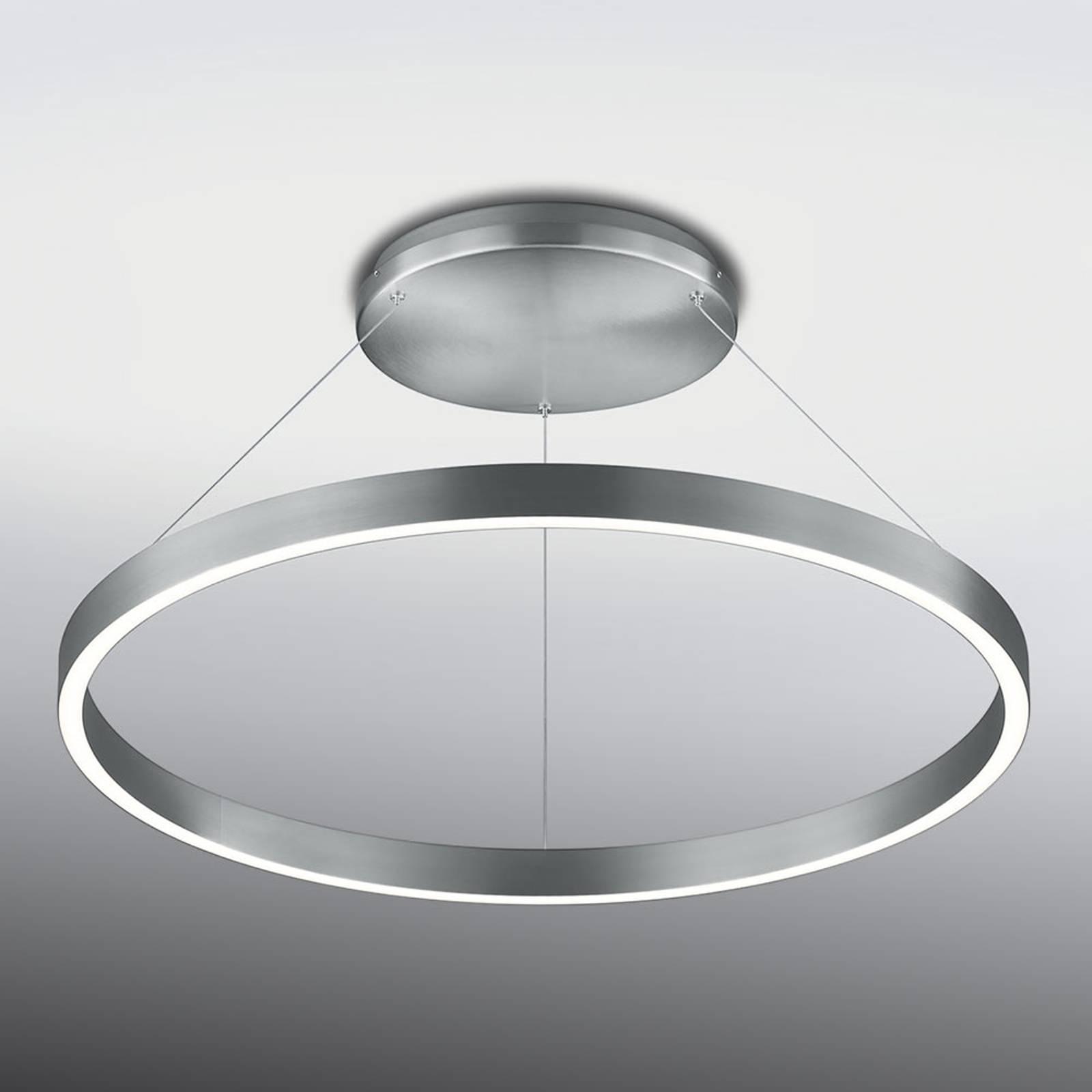 Pyöreä LED-kattovalaisin Circle - himmennettävä